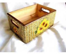 Lazi si cutii lemn transport, stocare obiecte