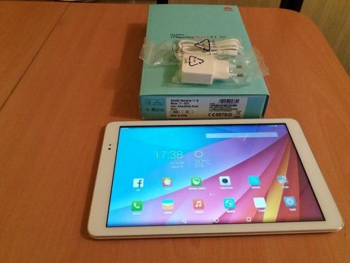 Vand Tableta Huawei T1 10 cu 4 G,libera de retea,NOUA - 2/5