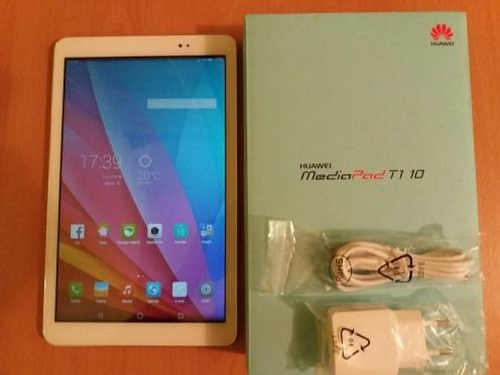 Vand Tableta Huawei T1 10 cu 4 G,libera de retea,NOUA - 4/5