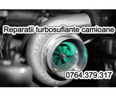 Reparatii turbosuflante Camioane Reconditionari T