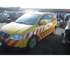 Dezmembram VW Touran , 1, 9 TDI , 77 KW , an 2006