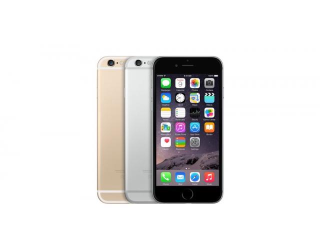 Iphone 6 sigilat 16gb 64gb 128gb toate culorile - 1/1