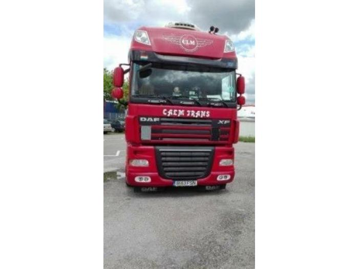 Camion DAF, cap tractor 2010 - 1/5