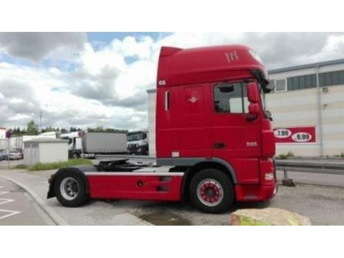 Camion DAF, cap tractor 2010 - 4/5