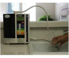 Apa alcalina kangen, ionizator apa
