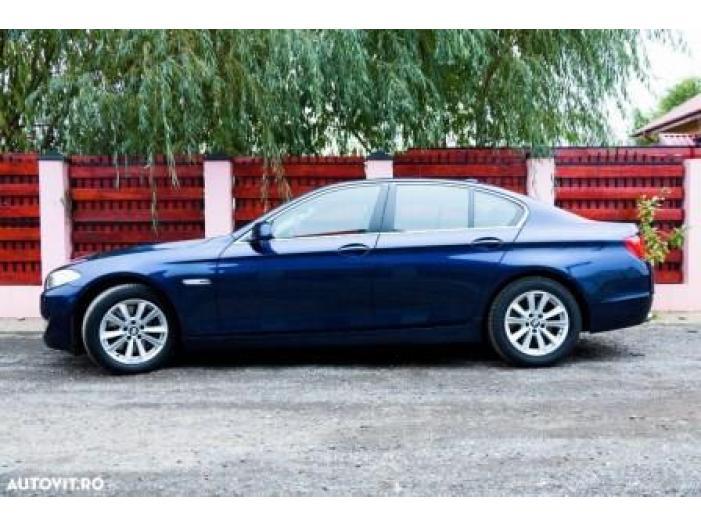 VAND BMW  525d - 1/5
