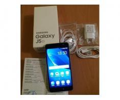 Vand telefon Samsung J5-2016 ,NOU LIBER DE RETELE