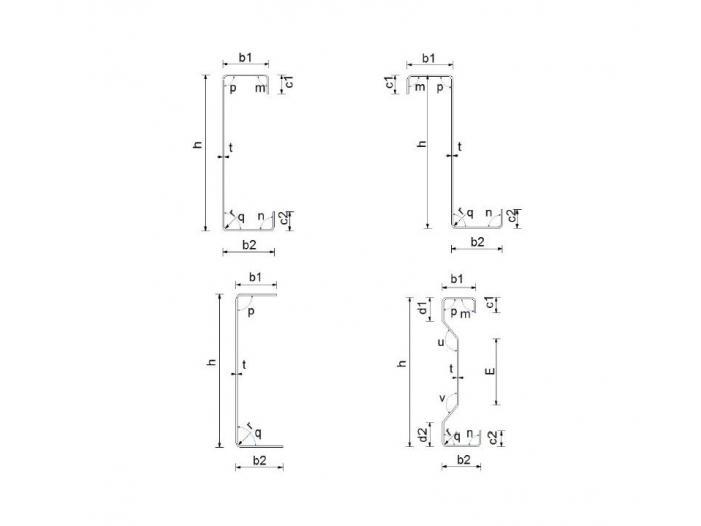 Profile zincate - 2/2