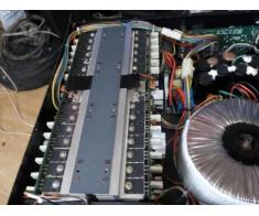 Reparatii amplificatoare audio vintage