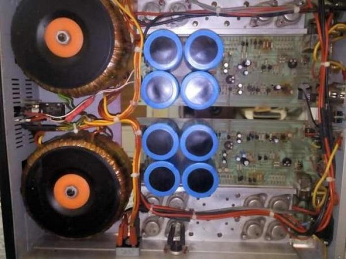 Reparatii amplificatoare audio vintage - 4/5