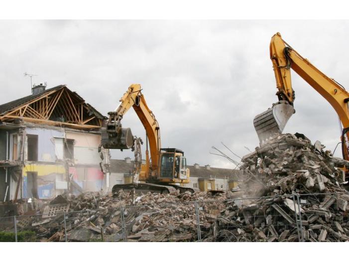 Demolare constructii civile si industriale - 1/2