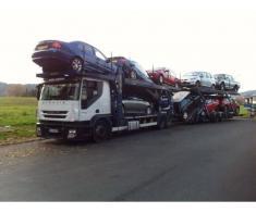 Transport auto pe platforma Anglia-Romania