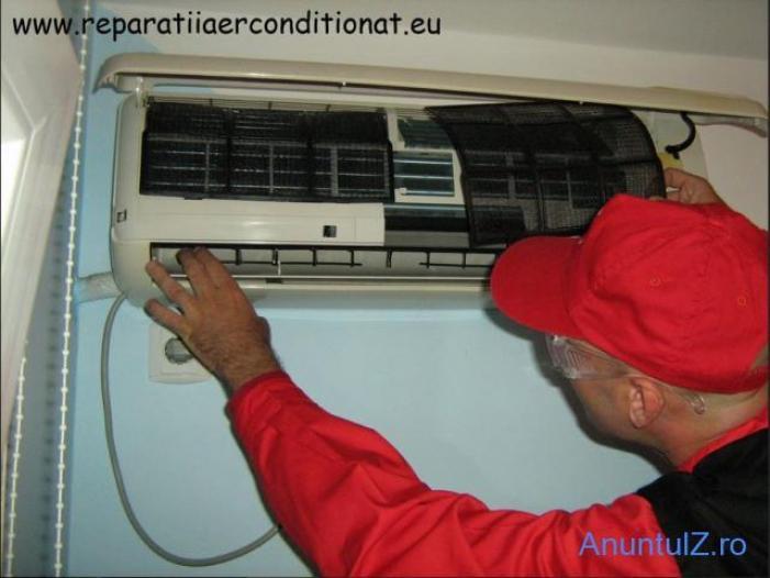 Incarcare freon aer conditionat - 1/3