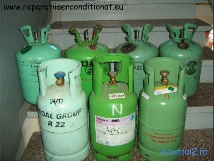 Incarcare freon aer conditionat - 3/3