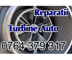 Reparatii turbosuflante, service / reparatii turbine