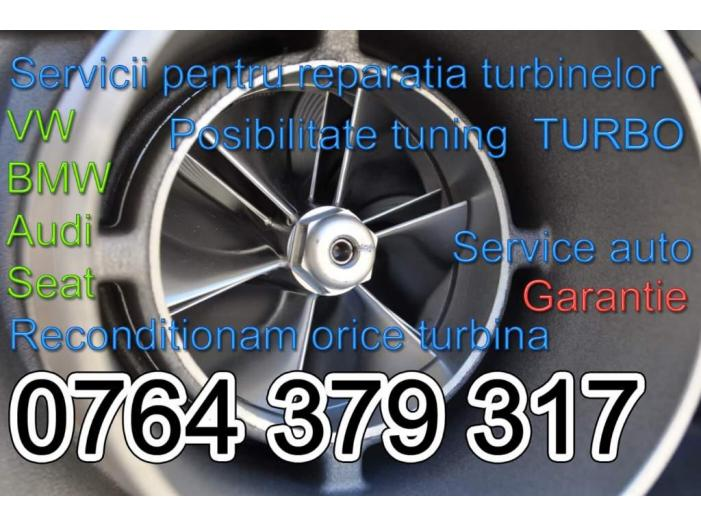 Reparatie Turbina BMW 320d, E90, E91, F30, F10X - 1/1