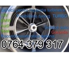 Reparatie Turbina BMW 320d, E90, E91, F30, F10X