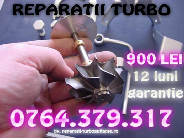 Reparatii turbine Brasov reconditionari turbo - 1/1