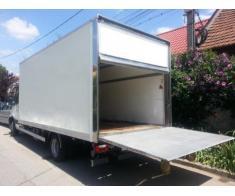 Transport marfa cu autotutilitara 3,5t ,22mc - Poza 1/2