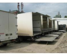 Transport marfa cu autotutilitara 3,5t ,22mc - Poza 2/2
