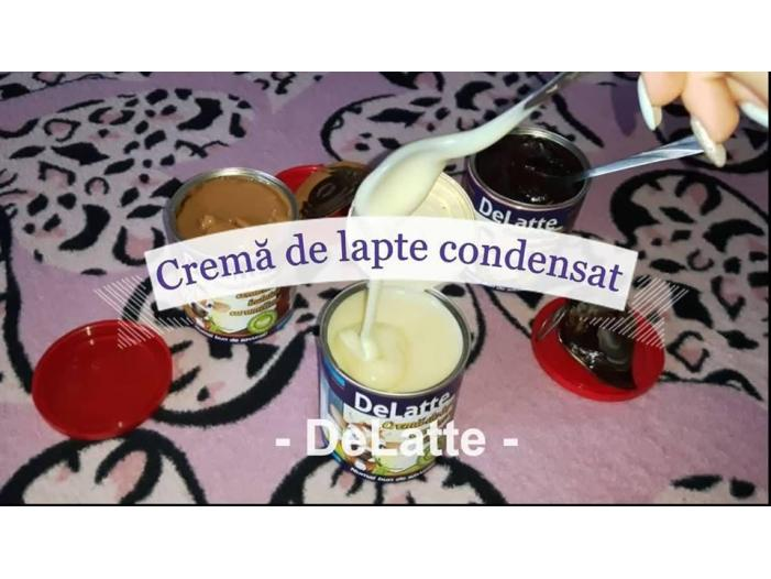Crema de lapte condensat in 3 arome - DeLatte - 2/4