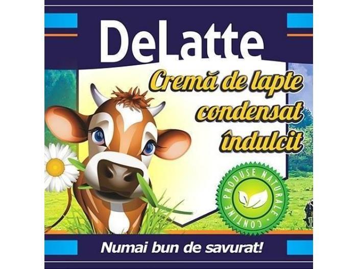 Crema de lapte condensat in 3 arome - DeLatte - 3/4