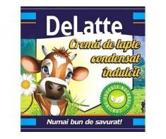 Crema de lapte condensat in 3 arome - DeLatte - Poza 3/4