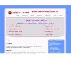 Creare Magazin Online, realizare magazin online
