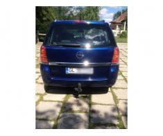 Se vinde Opel Zafira