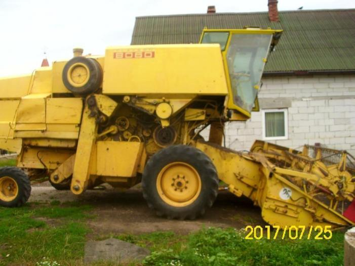 Combina New Holland 8060 - 2/3