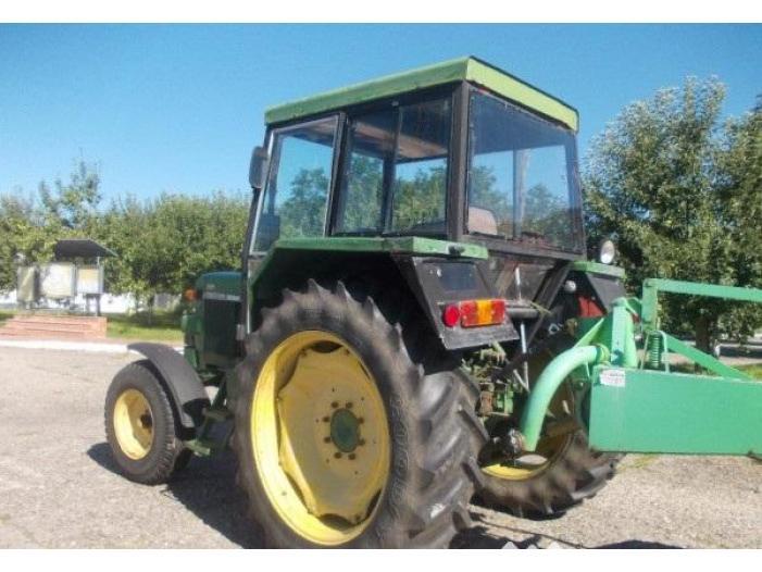 Tractor marca john deere 2130 LS - 1/5