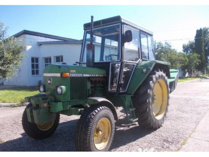 Tractor marca john deere 2130 LS - 2/5