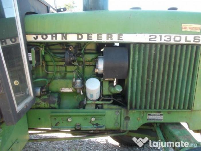 Tractor marca john deere 2130 LS - 3/5