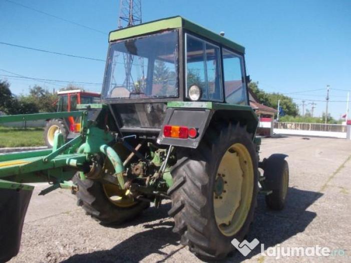 Tractor marca john deere 2130 LS - 5/5