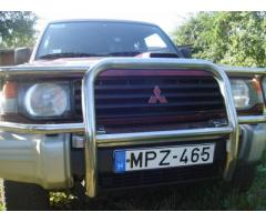 Mitsubishi Pajero 2,8 td, an 1996, cu lipsuri