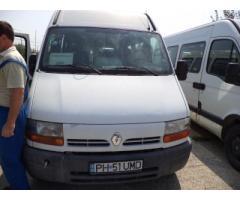 Vand Renault Master DCI 90 2,5 Diesel, 14+1 locuri