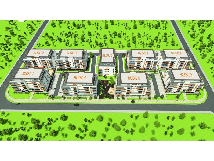 Vand apartament 3 camere Tractoru - 1/4