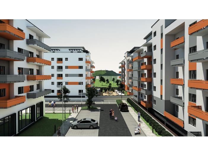 Vand apartament 3 camere Tractoru - 3/4