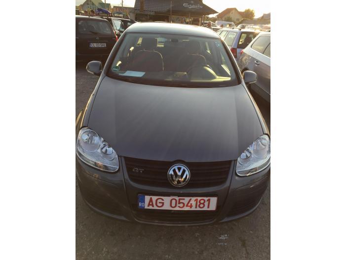 Volkswagen golf 5 GT – 2.0 TDI – 170 CP – 27.000 RON – 5885 EUR - 1/5