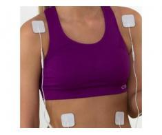 Stimulator muscular pentru tratarea durerilor musculare, relaxare, tonifiere - Poza 2/2