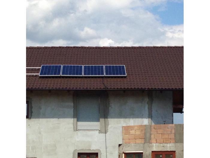 Kit panouri solare fotovoltaice 1kWp - 1/1