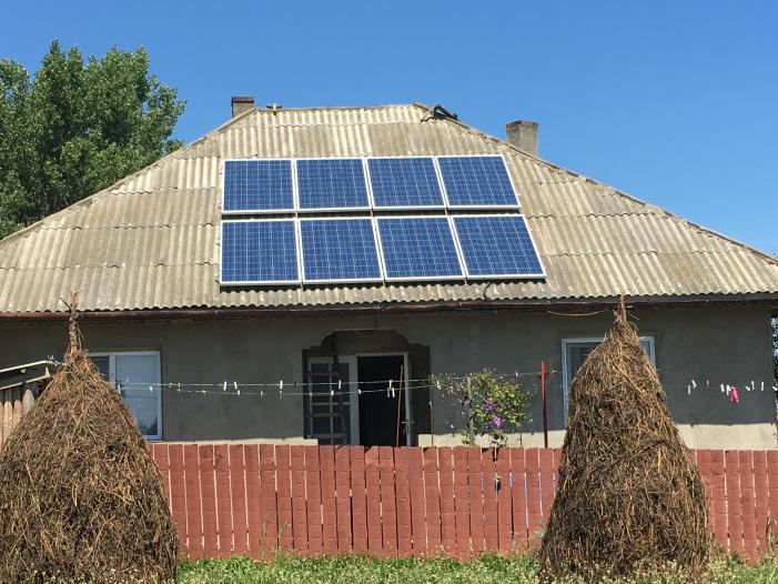 Kit fotovoltaic 2kWp - 1/5