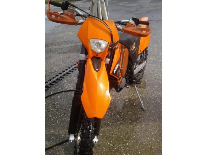 Ktm exc Honda Suzuki Beta gas gas - 1/5