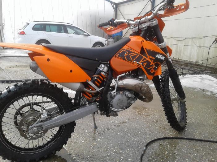 Ktm exc Honda Suzuki Beta gas gas - 2/5