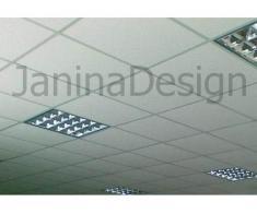 Montaj tavan casetat pentru hale, birouri, spatii comerciale, case etc.