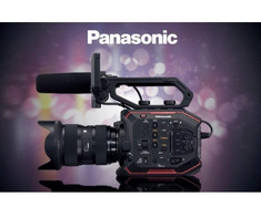 Panasonic AU-EVA1. Dare to live in color !