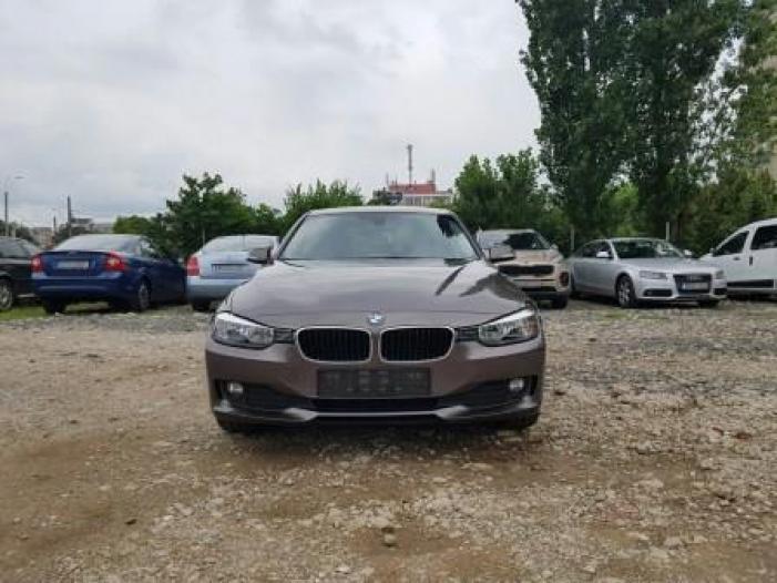 BMW 316D F30 - 3/5