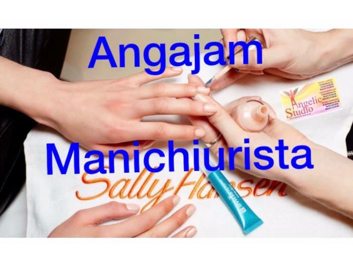 Angajam Manichiurista 2000 lei - 1/1