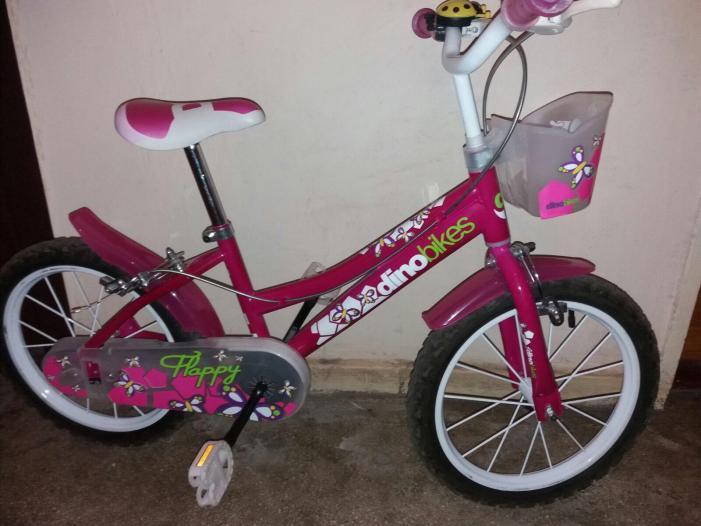 Bicicleta Dino Bikes 6 - 8 ani - 1/2