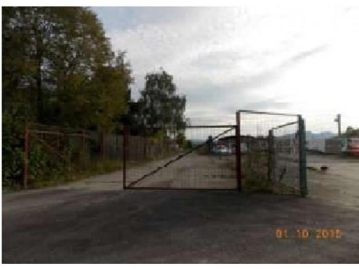 Teren 770 mp si spatiu industrial 718 mp, Rasnov, Brasov - 1/1